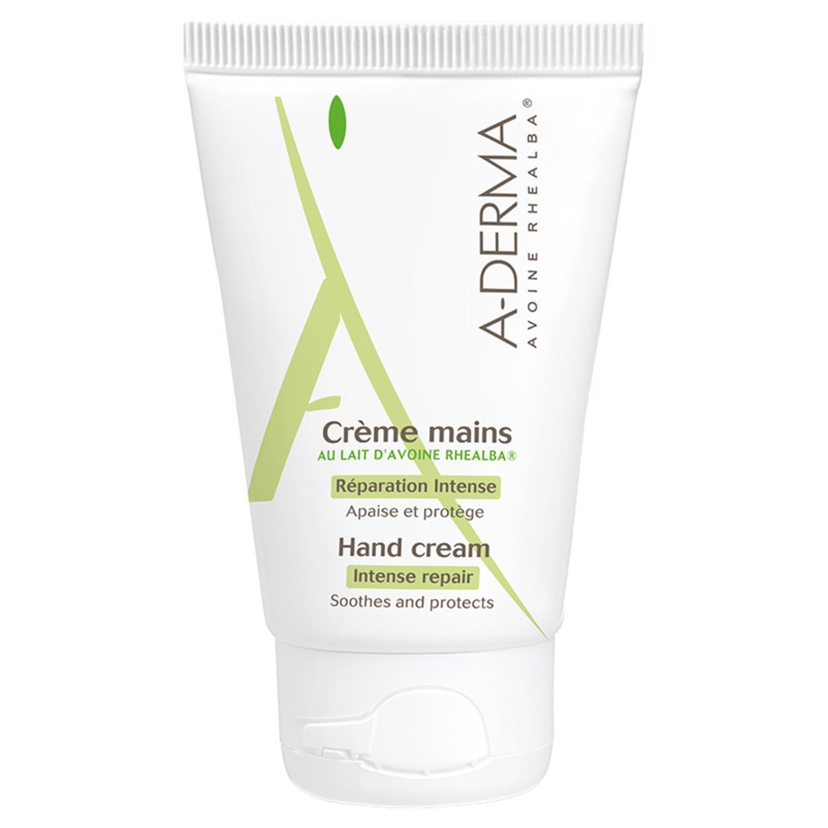 A-Derma Crema De Manos 50Ml