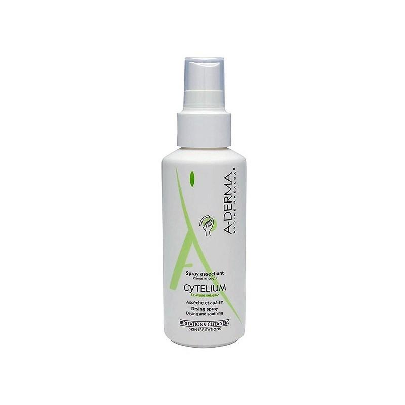 A-Derma Cytelium Spray Secante 100Ml