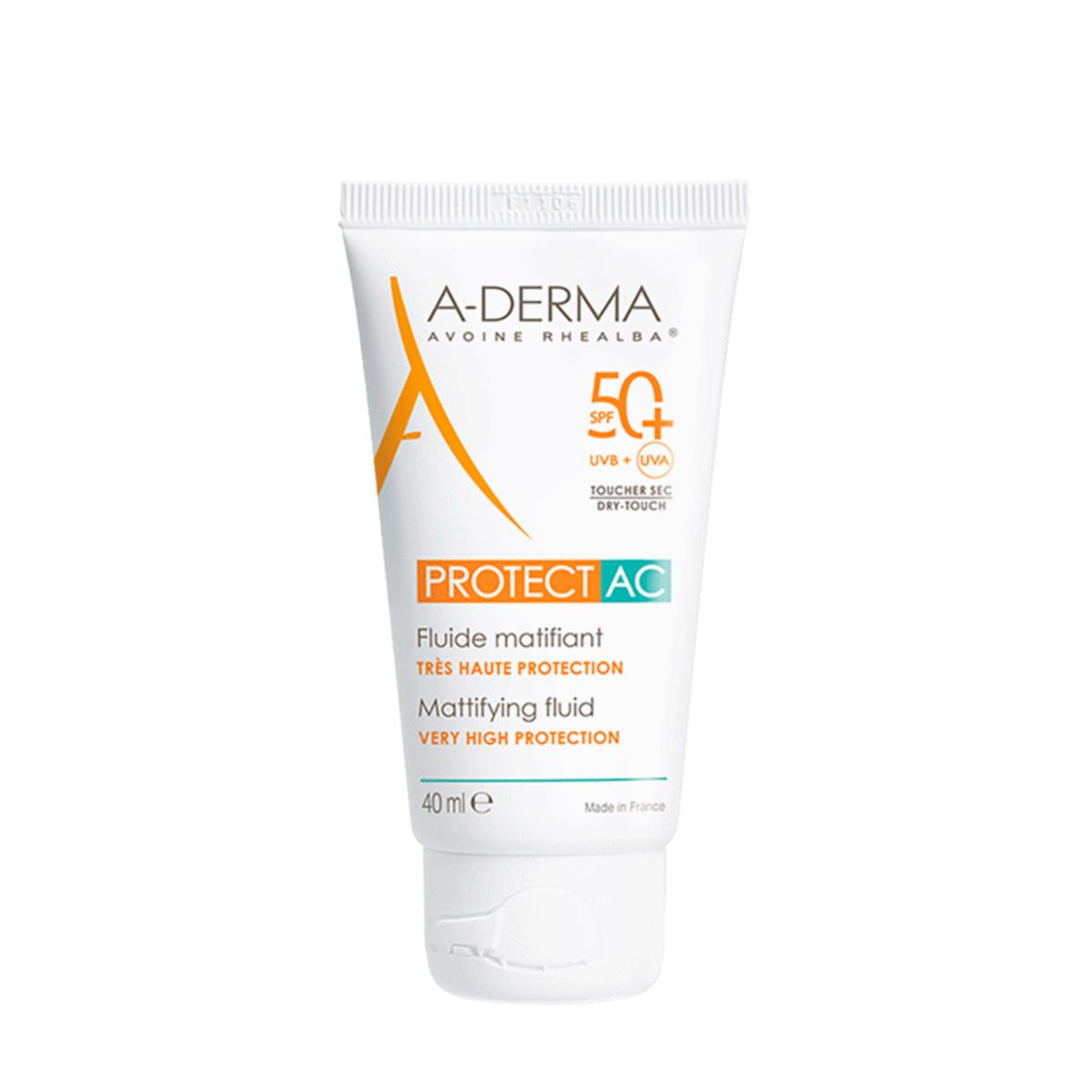 A-Derma Protect Ac Fps 50+ 40Ml