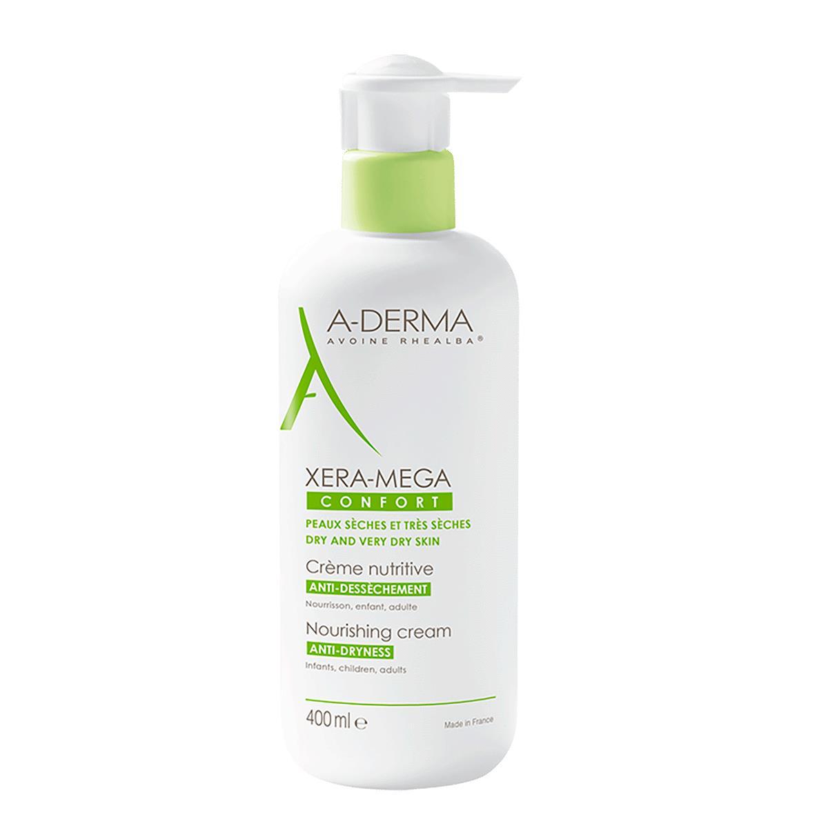 A-Derma Xera-Mega Confort Crema 400Ml
