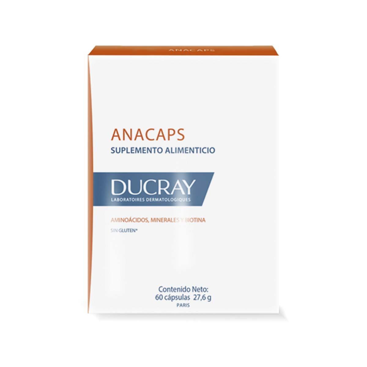 Anacaps Suplemento 60 Caps