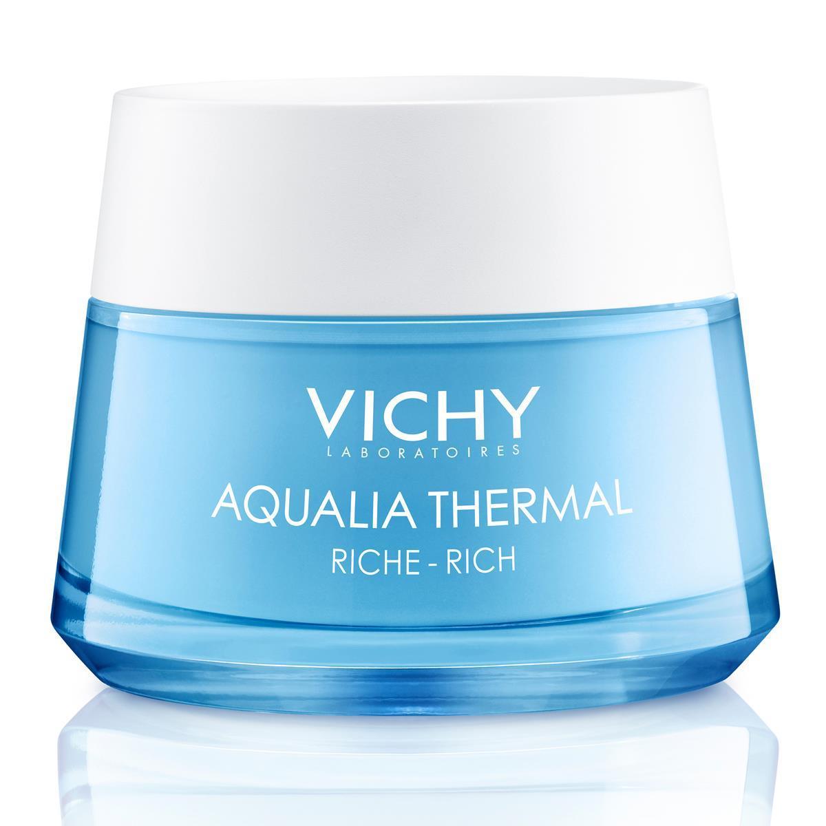Aqualia Crema Rica 50Ml