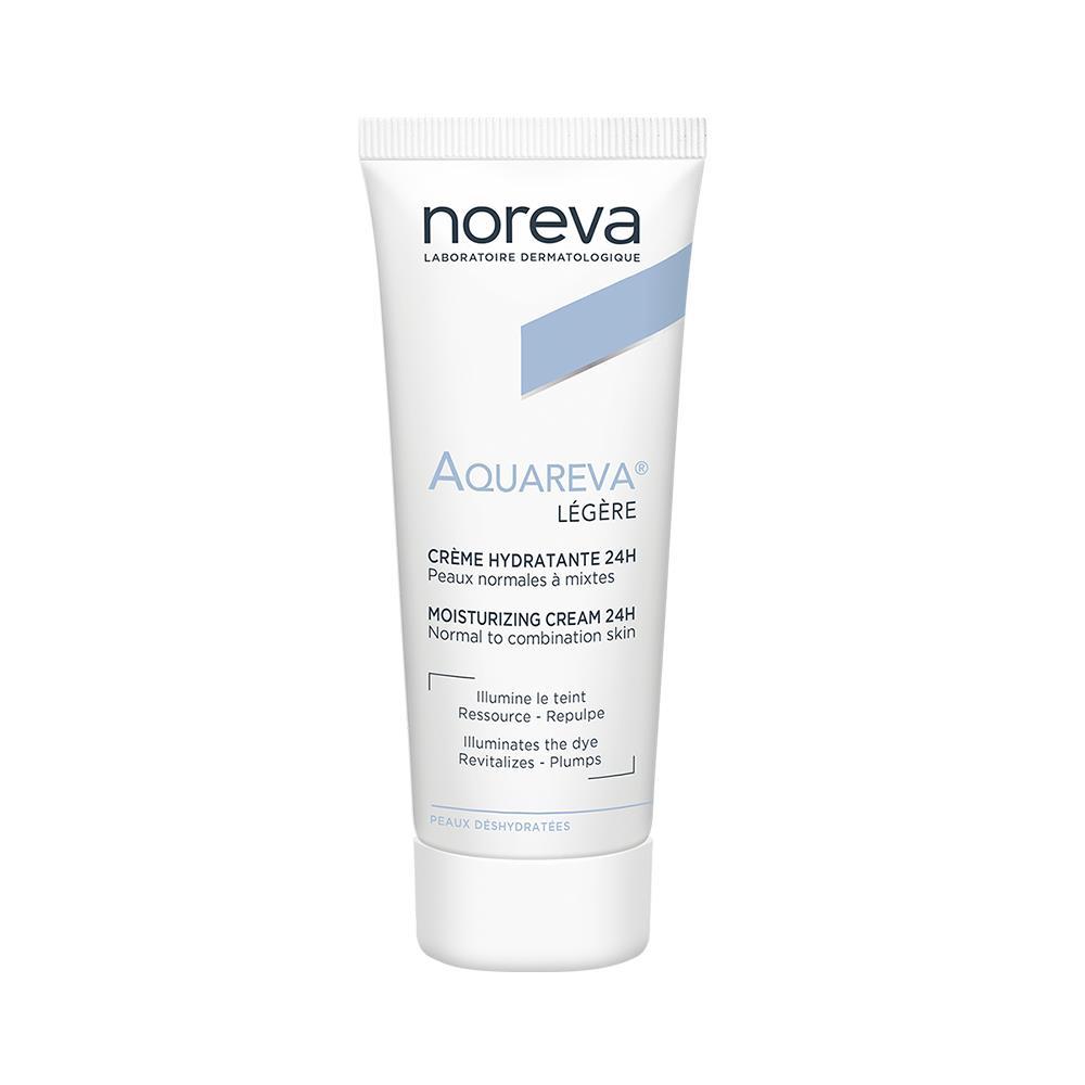 Aquareva Crema Hidratante Facial Dia Textura Ligera 40 Ml