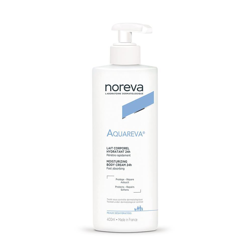 Aquareva Crema Hidratante Y Reafirmante Corporal 400 Ml