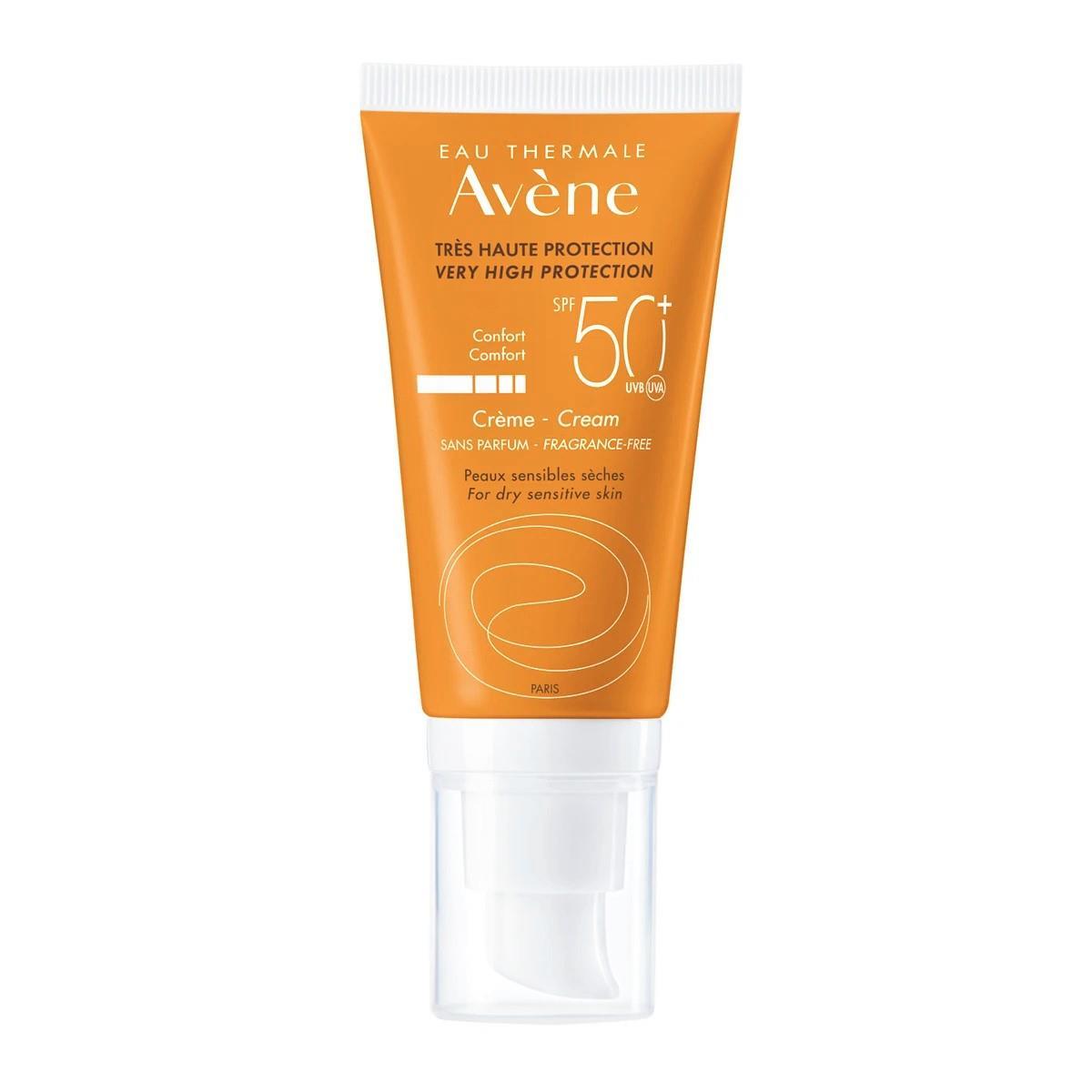 Avene Crema Facial Fps 50+ 50Ml