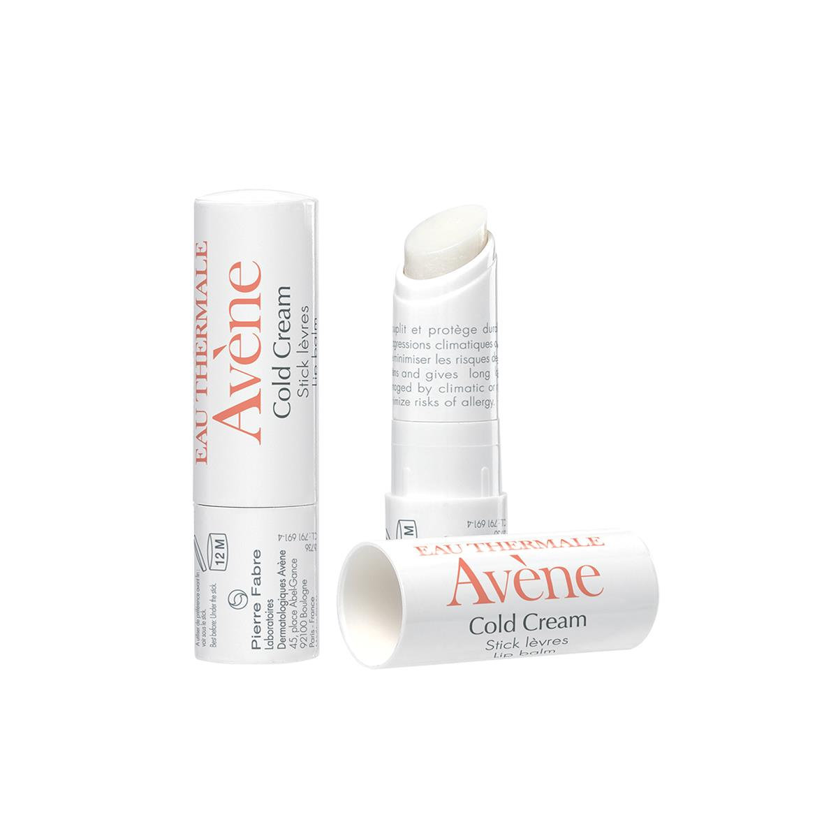 Avene Cold Cream Lápiz Labial 4G
