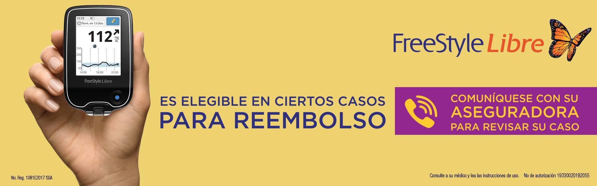 Banner Elegible Para Reembolso