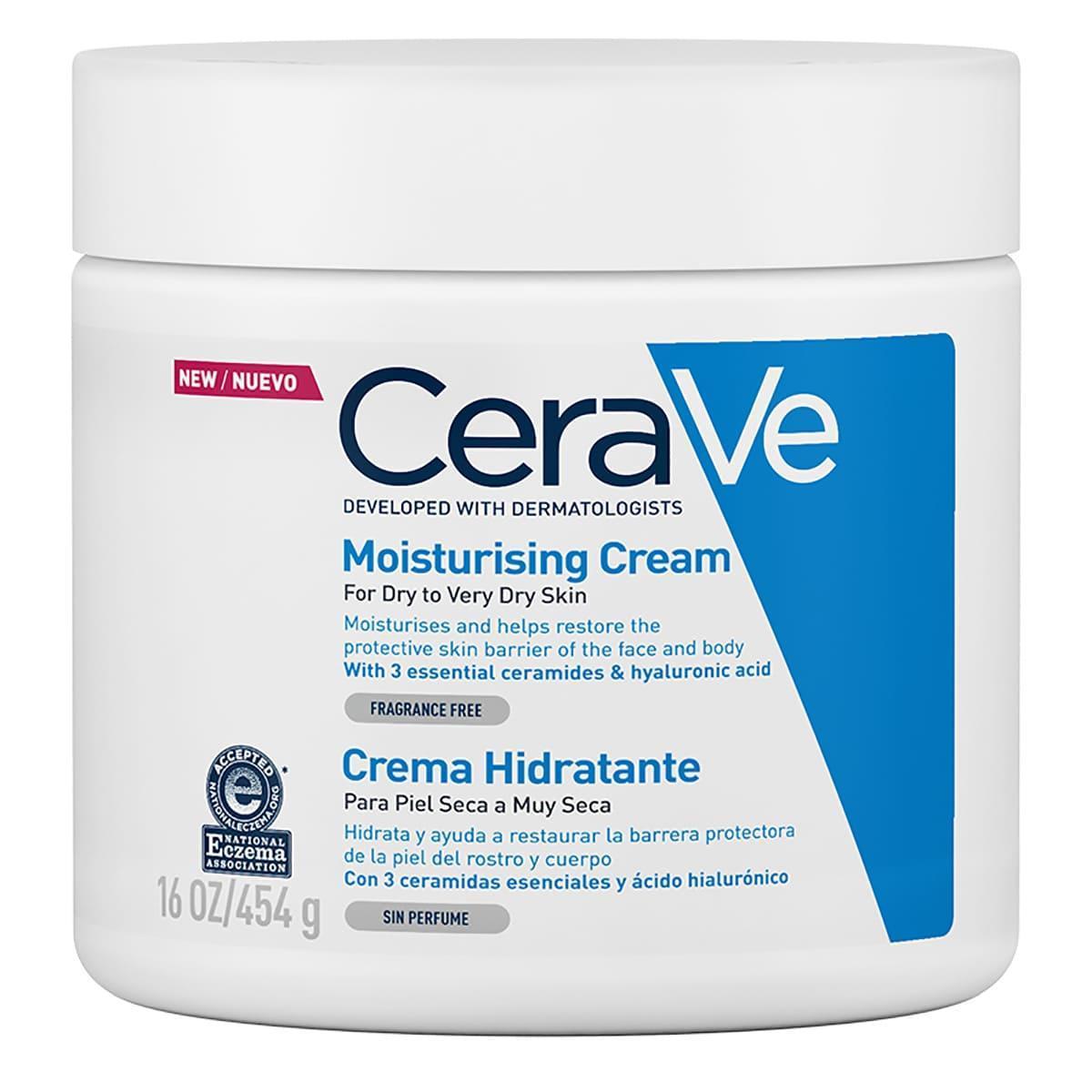 Cerave Crema Hidratante 454G