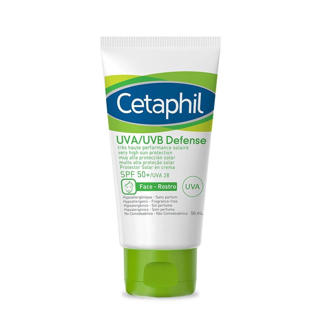 Cetaphil Defenses Fps50+ Uva 29 50 Ml