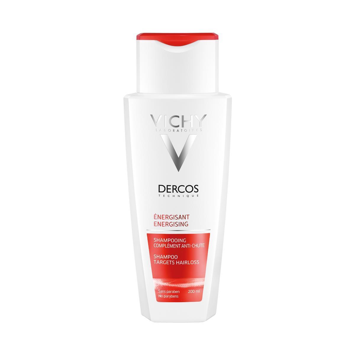 Dercos Shampoo Energizante (Anti-Caída) 200 Ml