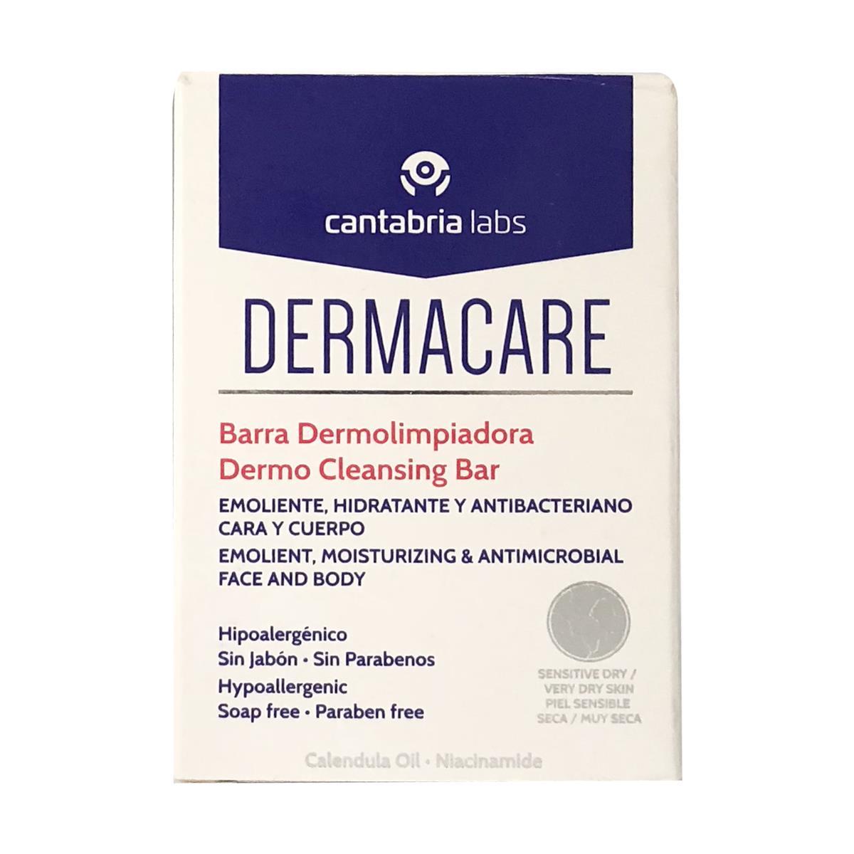 Dermacare Barra Dermolimpiadora 125 Gr