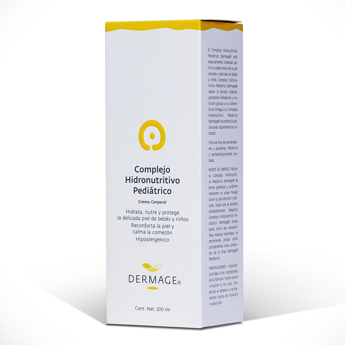 Crema corporal diseñada especialmente para el cuidado diario de la piel sensible, intolerante o atópica de bebés y niños.<br/><br/>Tubo con 200ml