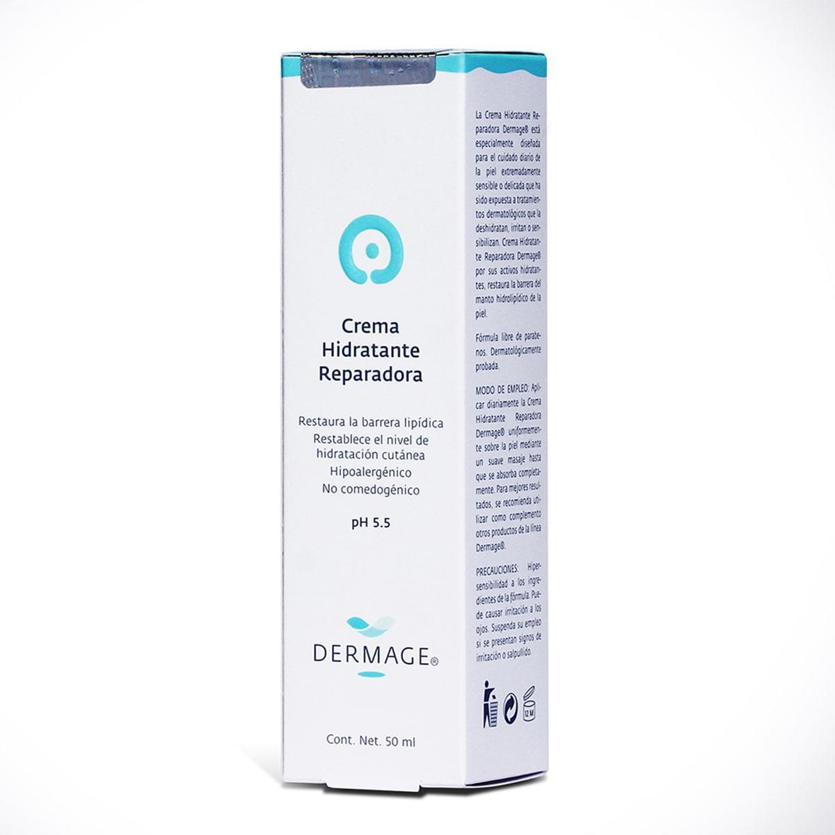 Cuidado facial diario de la piel maltratada, sensible o delicada que ha sido expuesta a tratamientos dermatológicos.<br/><br/>Envase con 50ml
