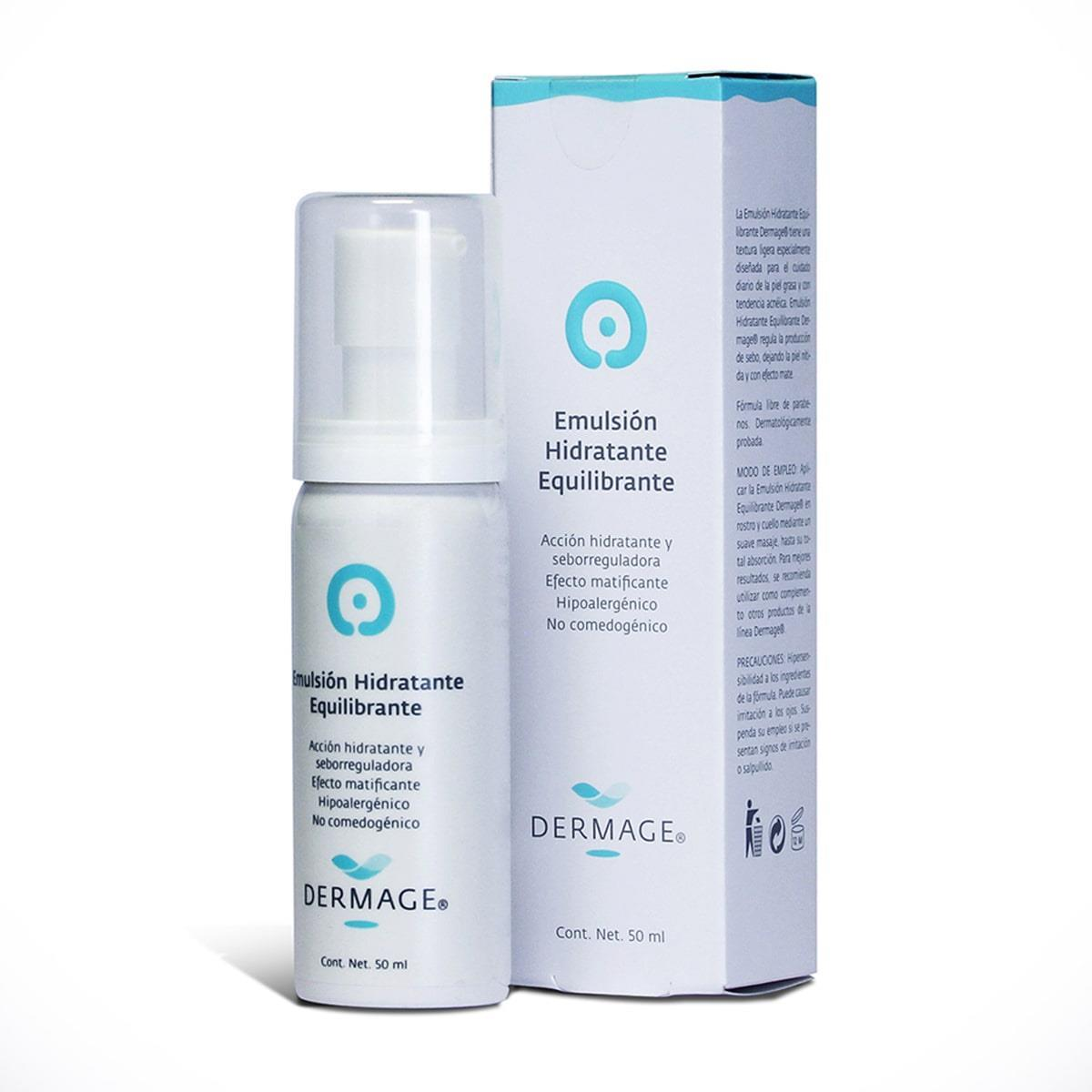 Dermage Emulsion Hidratante Equilibrante 50 Ml