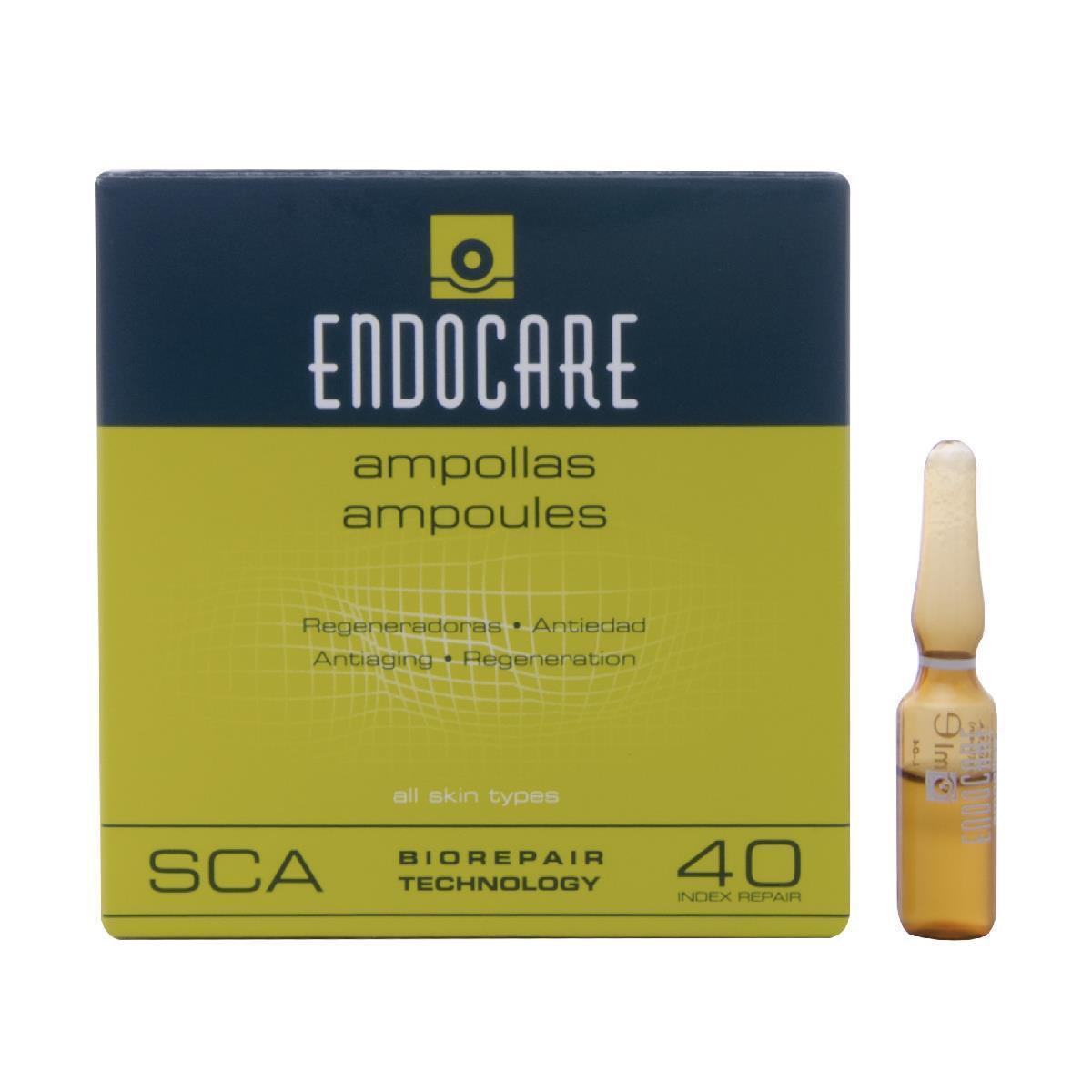 Endocare Ampolletas Caja 7 Ampolletas De 1 Ml C/U