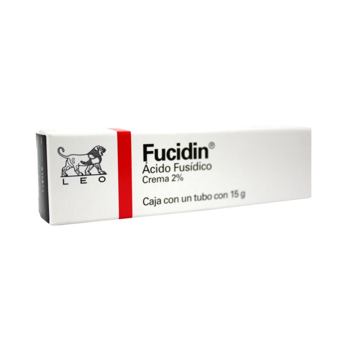 Fucidin Crema 2% 15 Gr