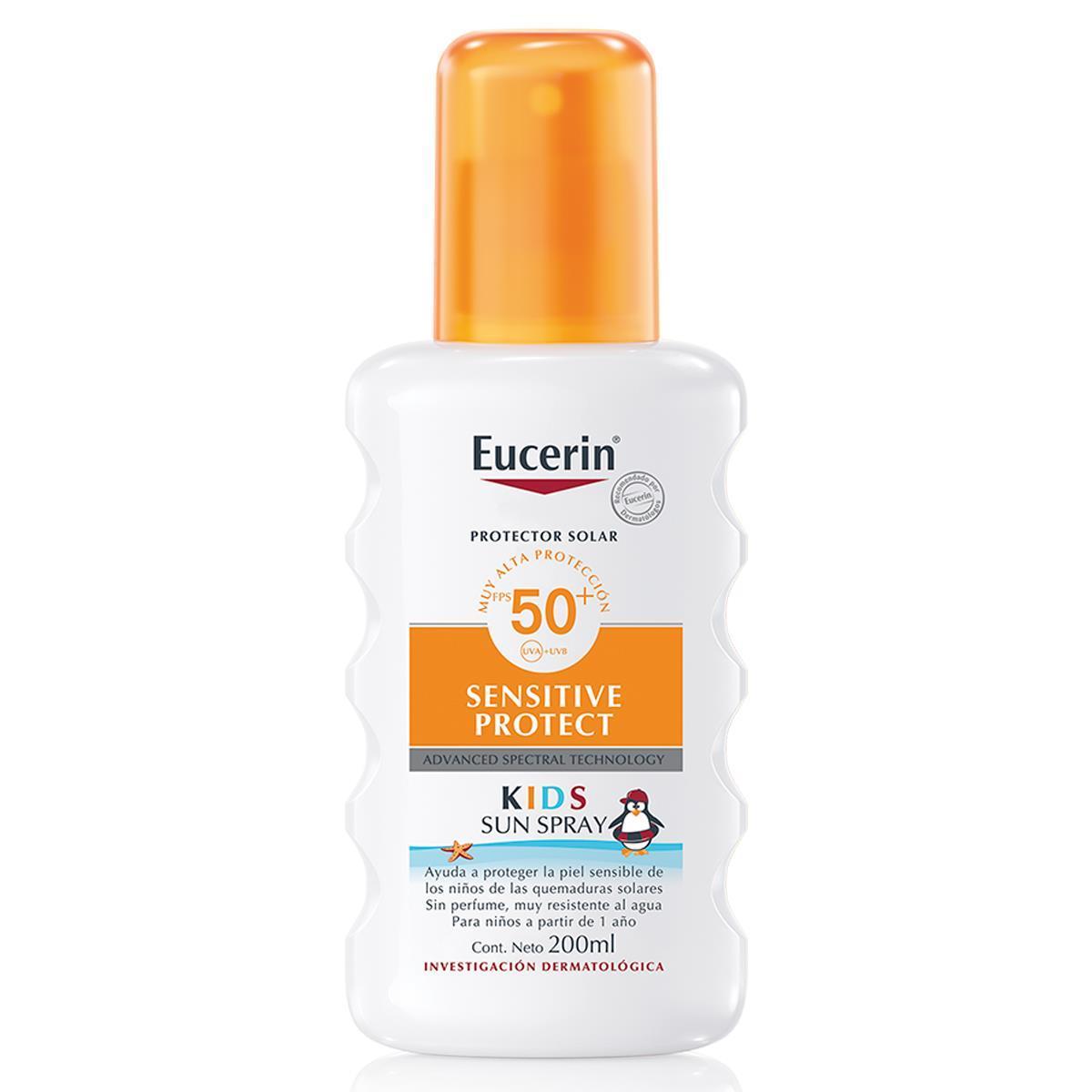 Kids Sun Spray Fps 50+ 200 Ml