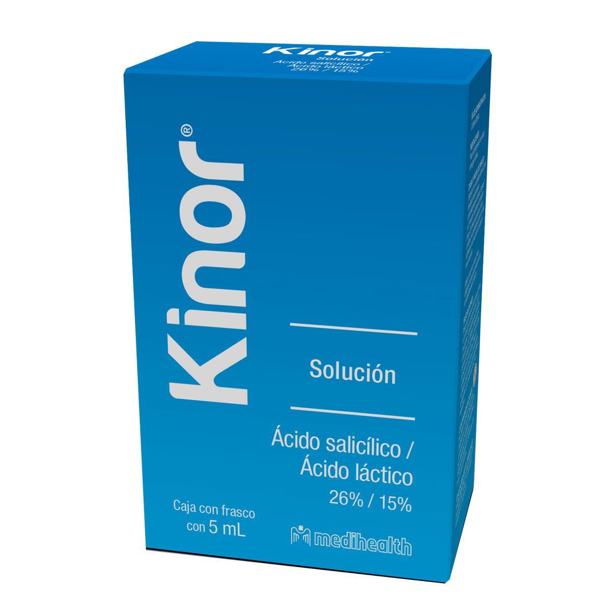 Kinor Solucion 5 Ml