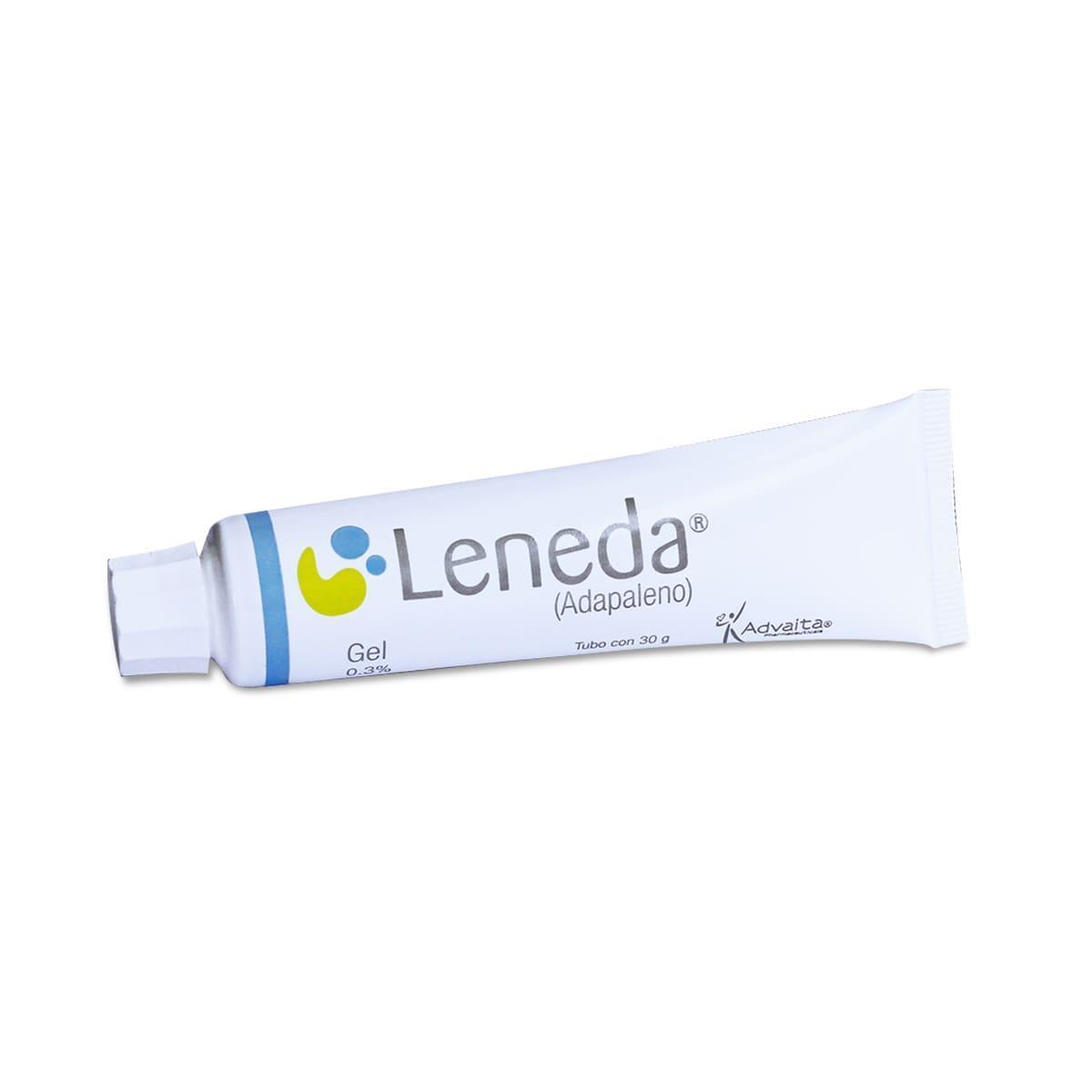 Leneda Adapaleno 0.3% Gel 30 Gr