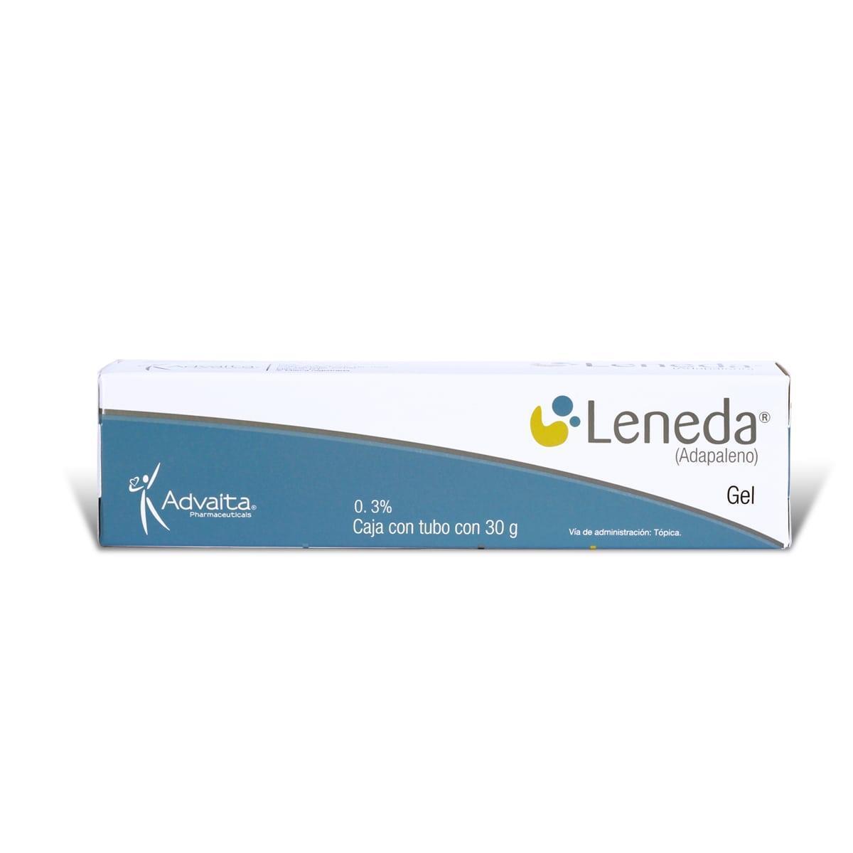 Esta indicado en acné de leve a moderado, como monoterapia o en combinación con otros tratamientos.<br/><br/>Caja con 30 g.  De Gel al .3%.