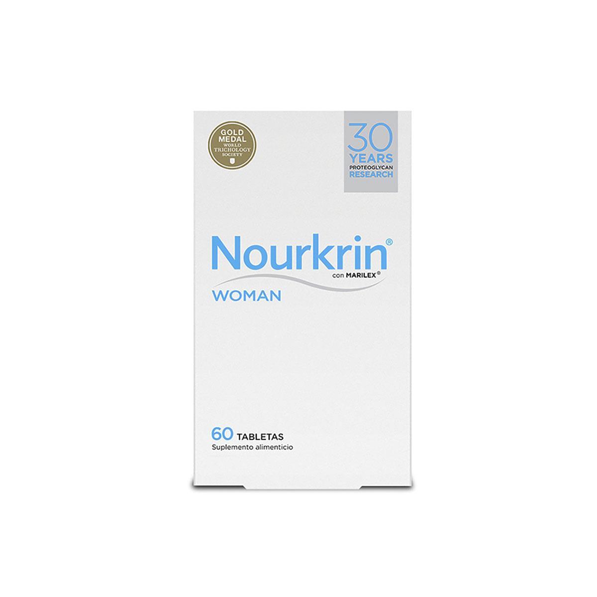 Nourkrin Woman Caja /60 Tabletas