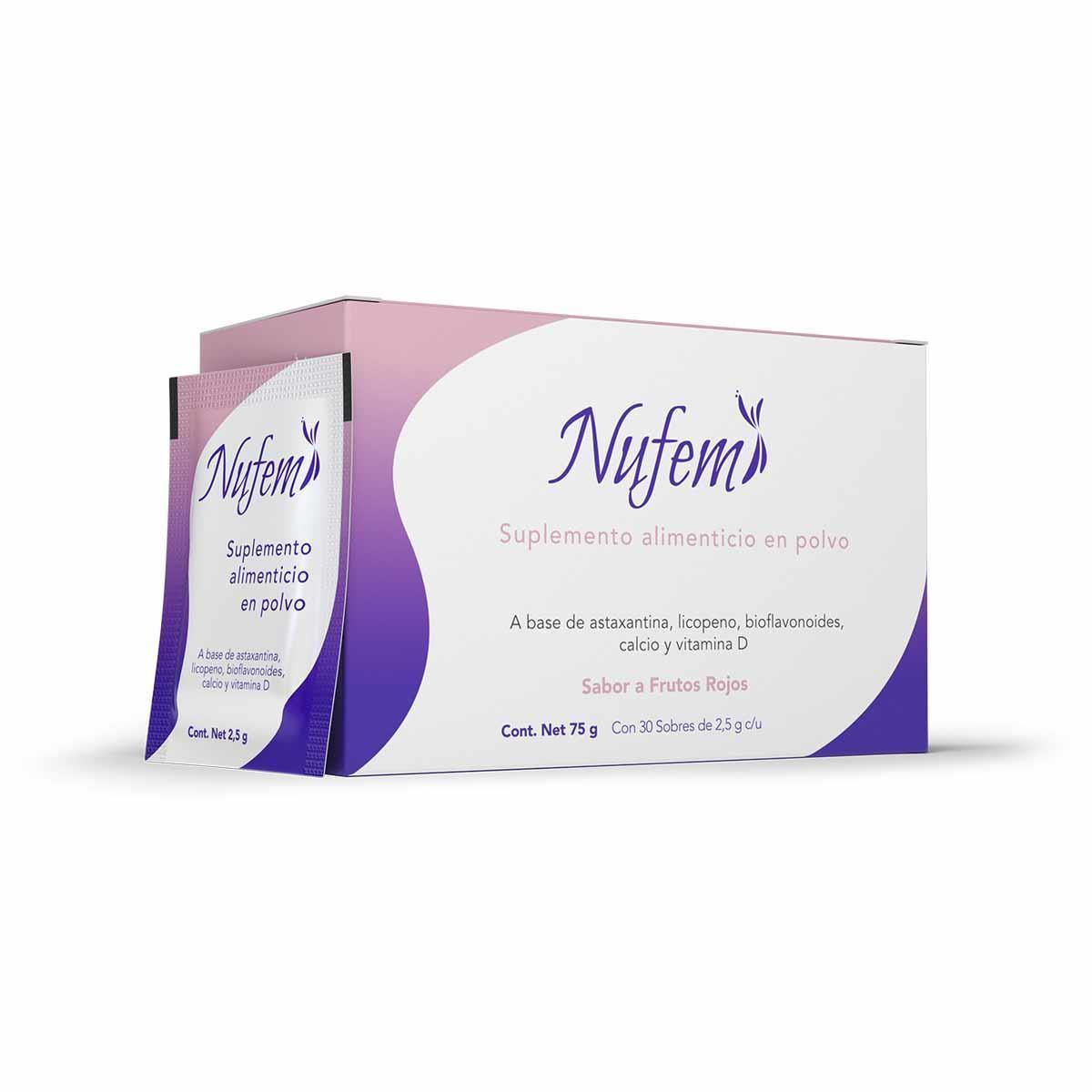 Nufem Sup C/30 Sobres (P)