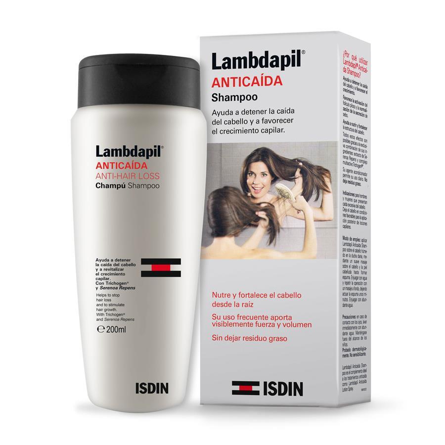 Lambdapil Shampoo Anti-Caída 200 Ml