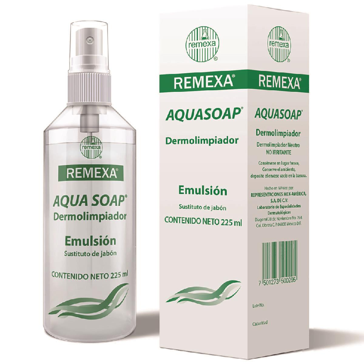 Aqua Soap Emulsion 225 Ml