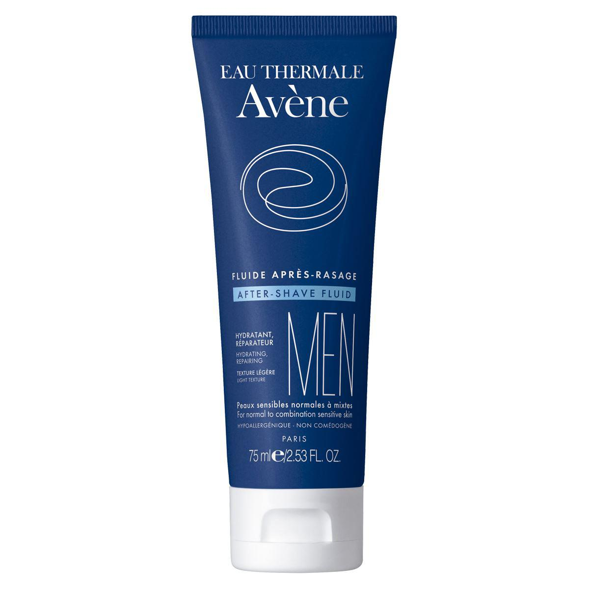Avene Homme Fluido After Shave 75Ml