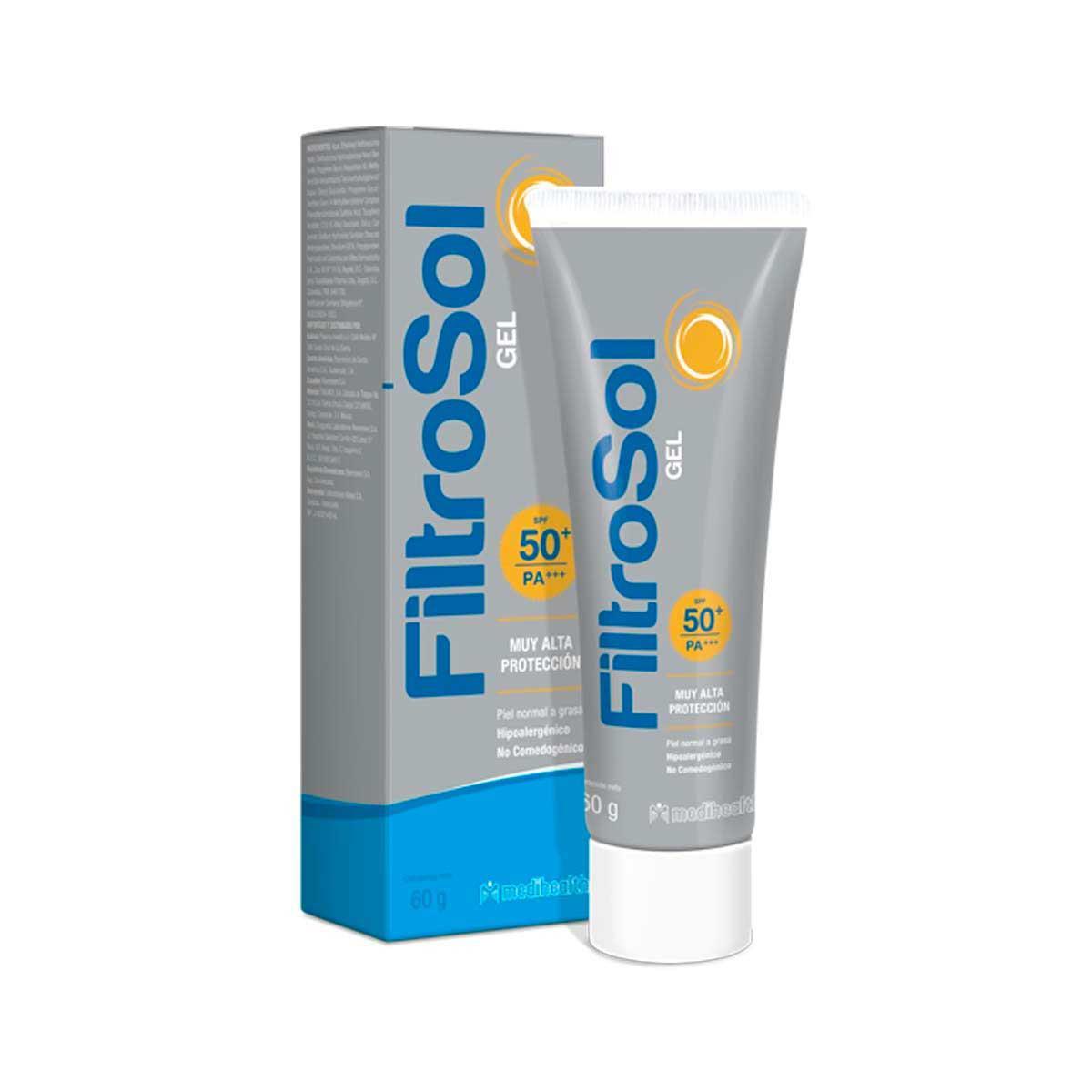 Filtrosol Gel Protector Solar 60 G
