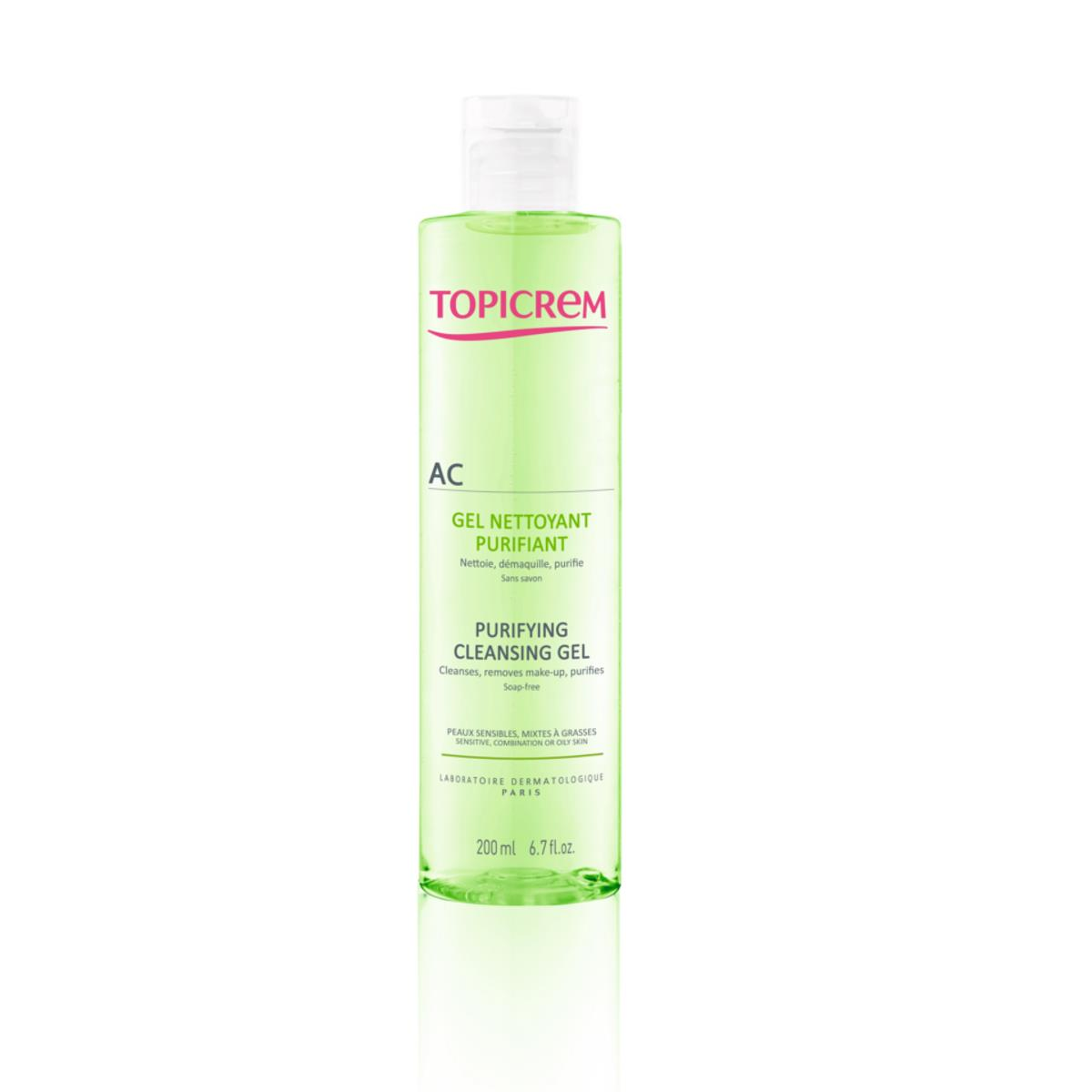 Topicrem Ac Gel 200Ml