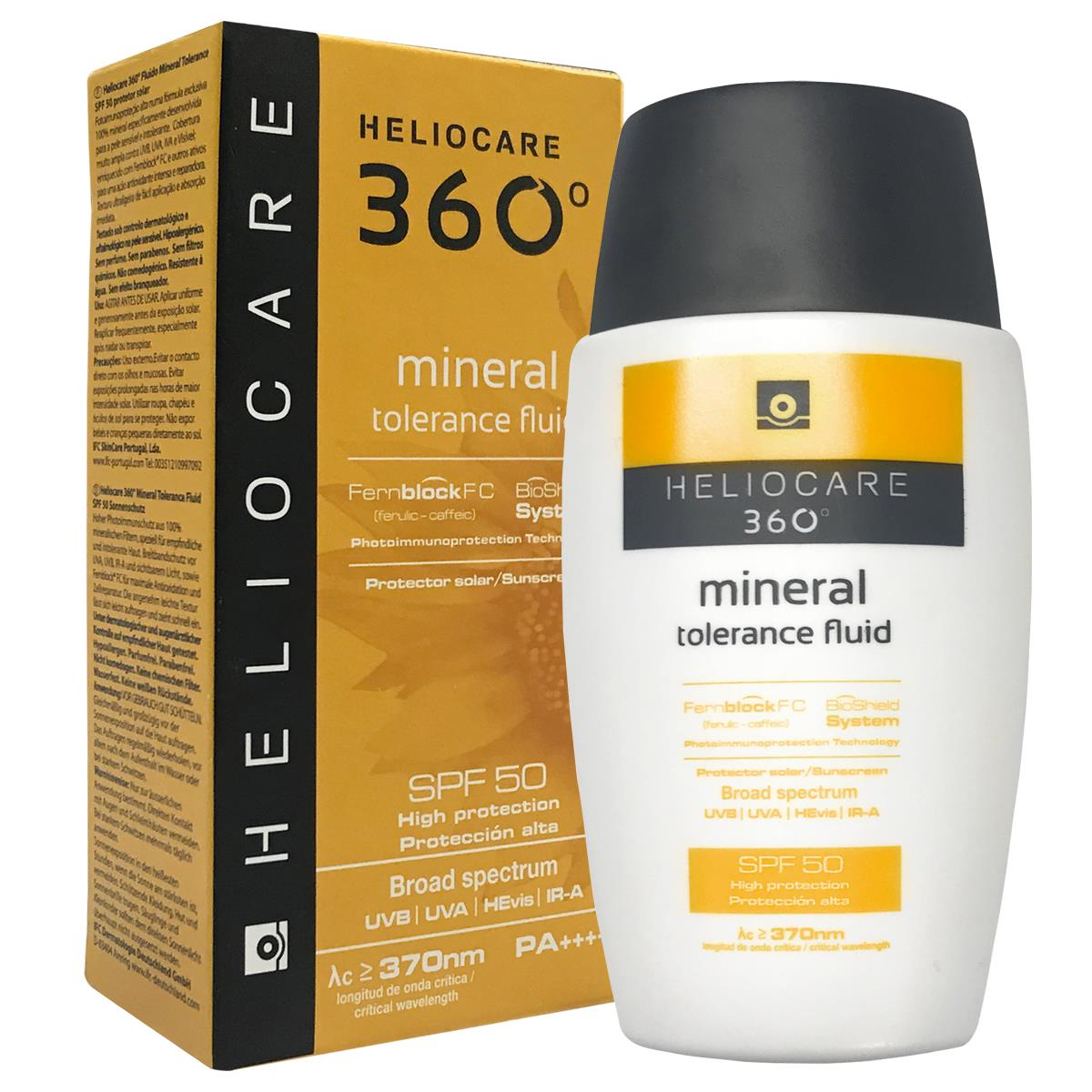 Cantabria Heliocare 360 Mineral Tolerance Fluid 50Ml