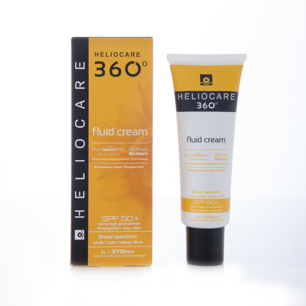 Heliocare 360 Fluid Cream 50 Ml