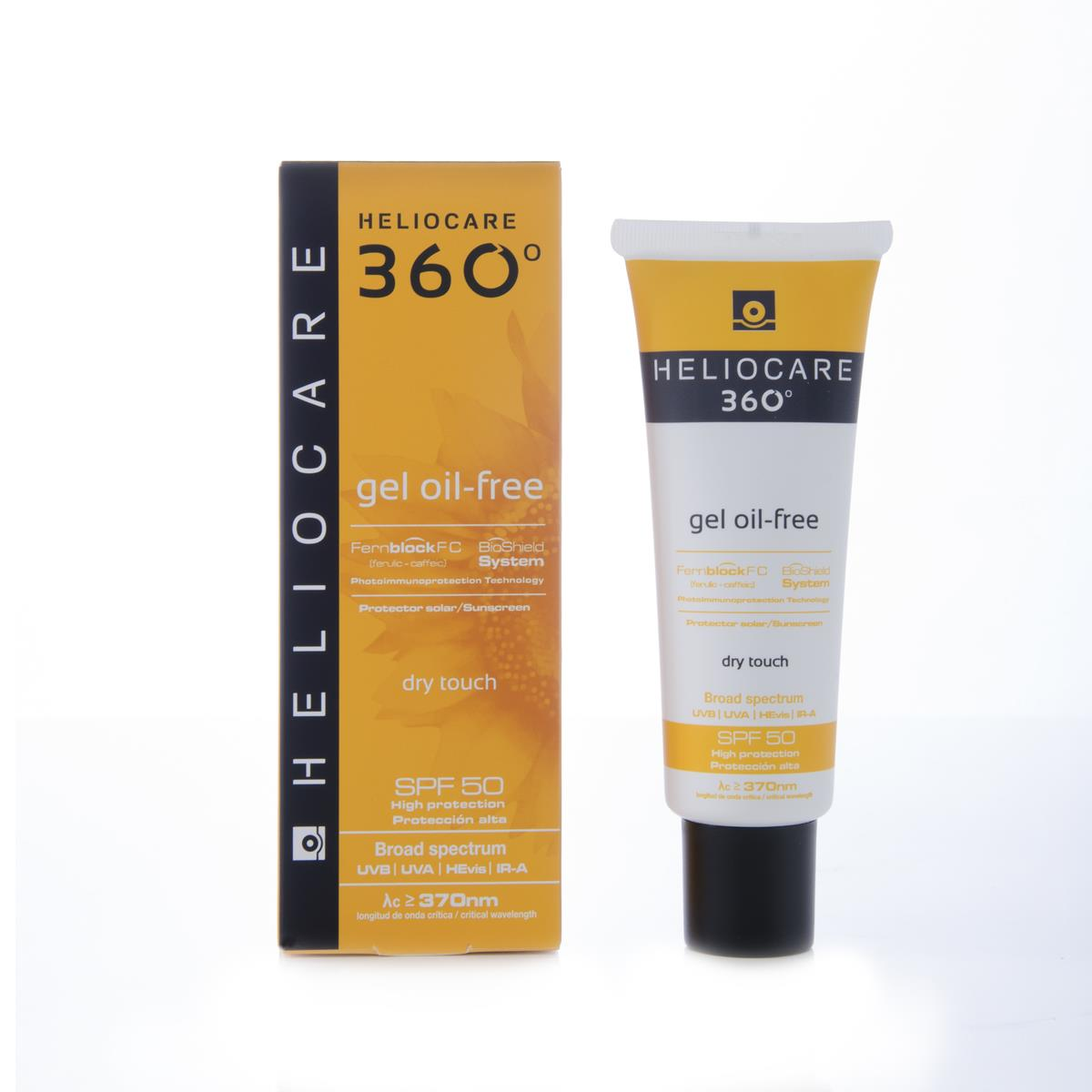 Heliocare 360 Gel Oil Free 50 Ml