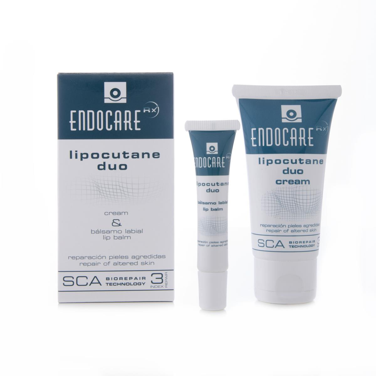 Endocare Lipocutane Duo 50 + 10 Ml