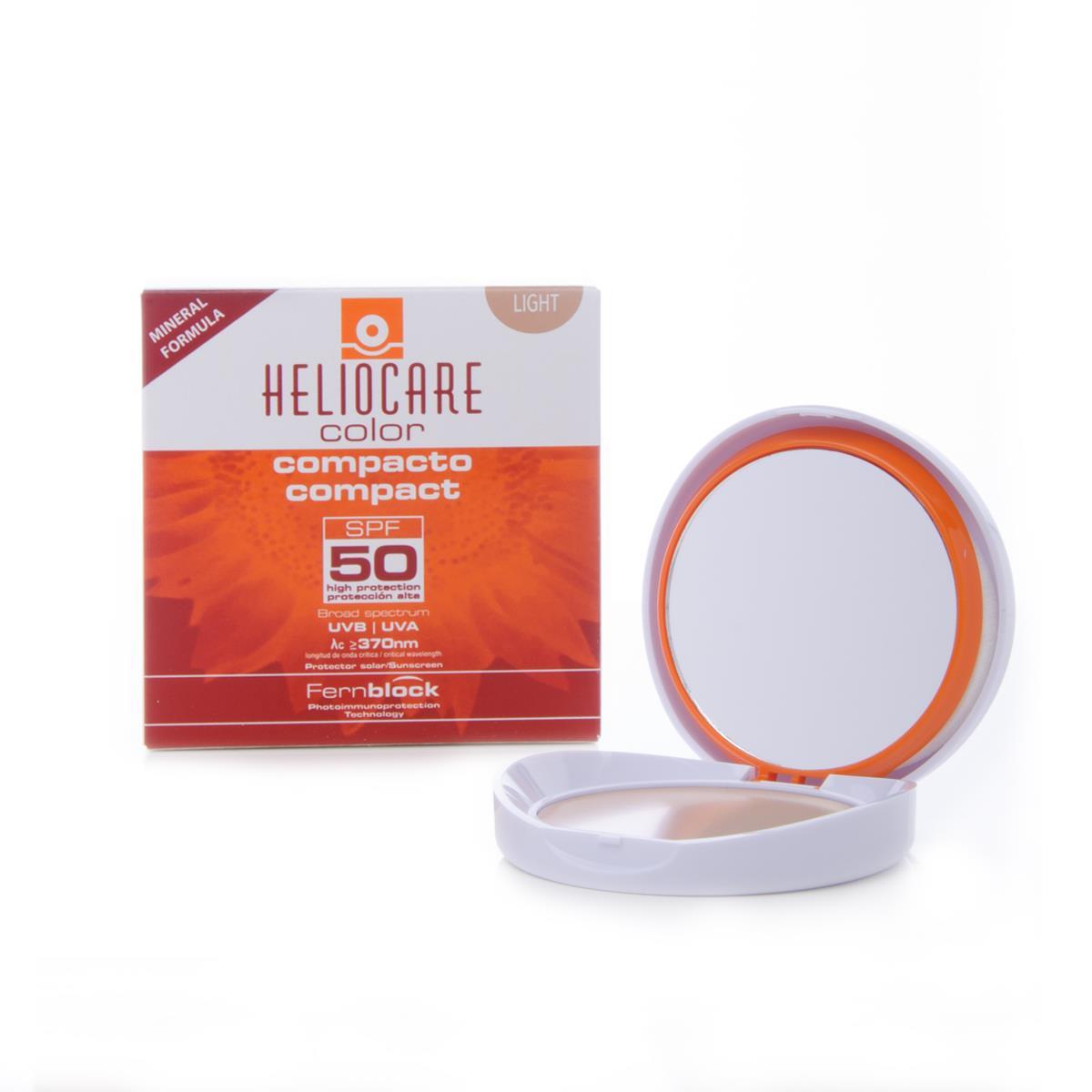 Heliocare Compacto Mineral Medio 10 Gr