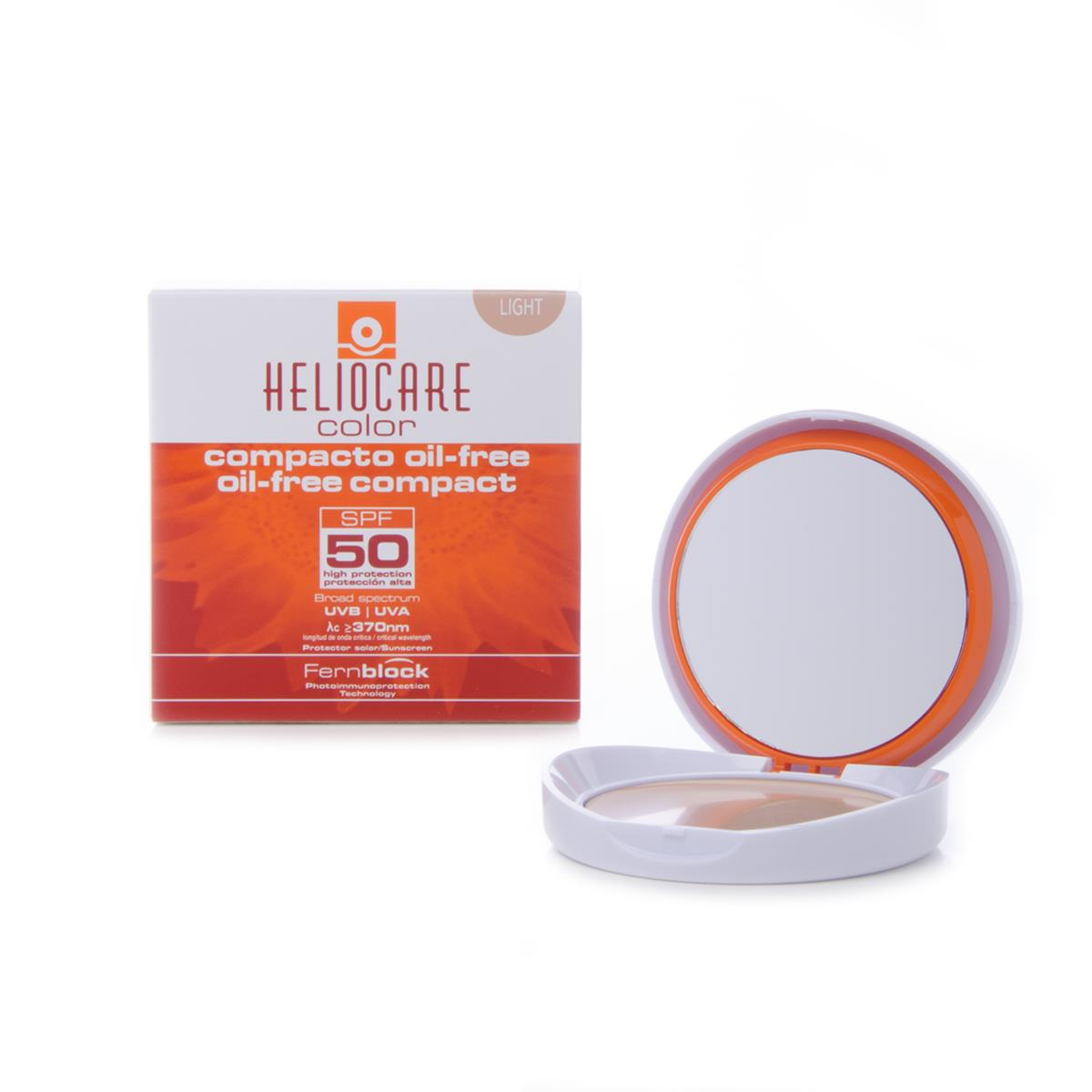 Heliocare Compacto Oil Free Light 10 Gr