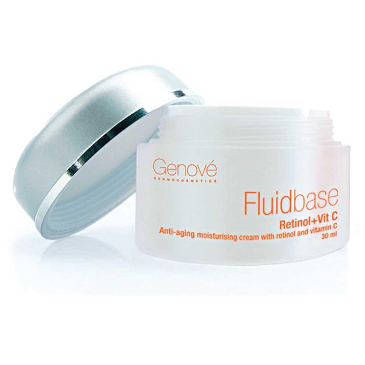 Fluidbase Retinol + Vitamina C 30 Ml