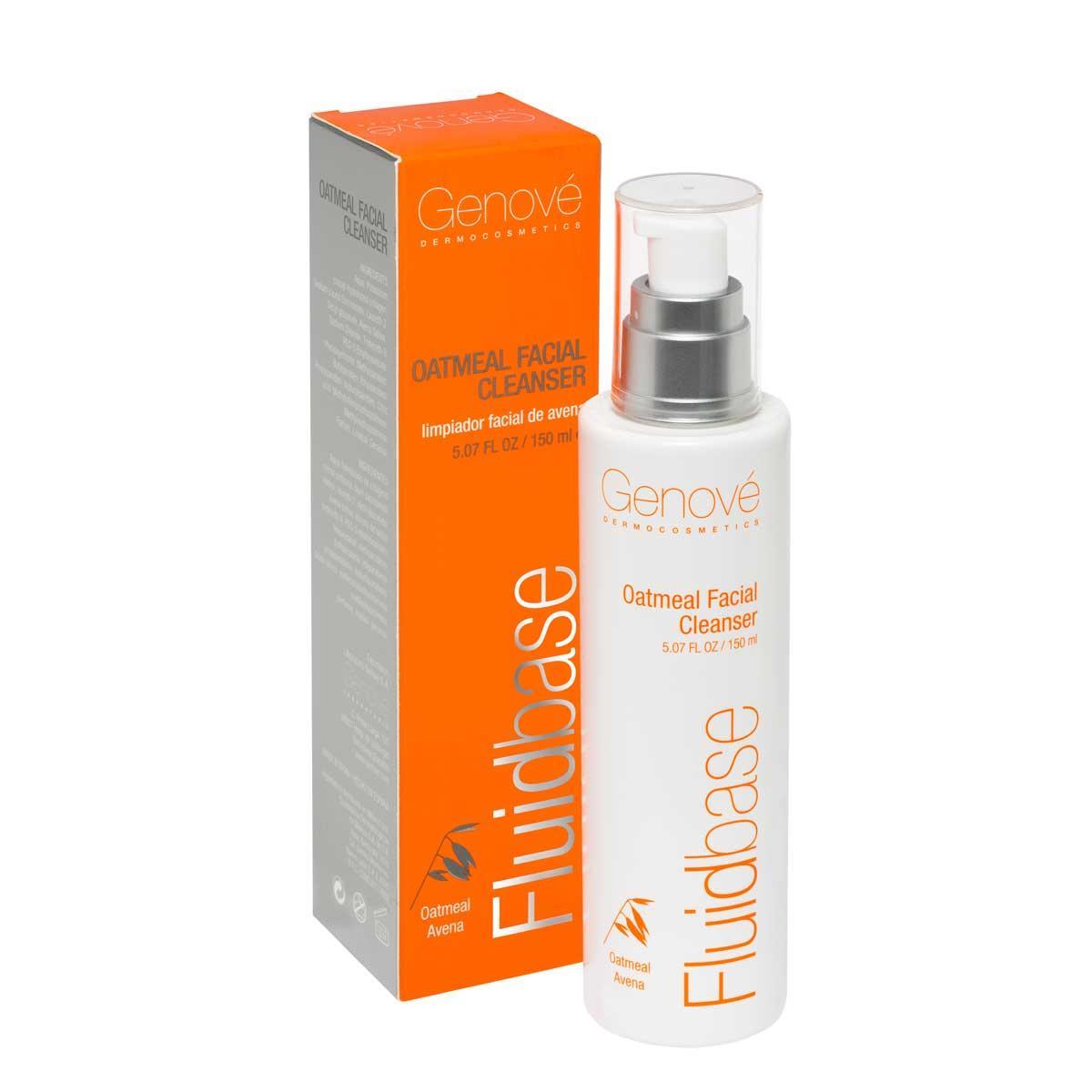 Fluidbase Limpiador Facial Avena 150 Ml