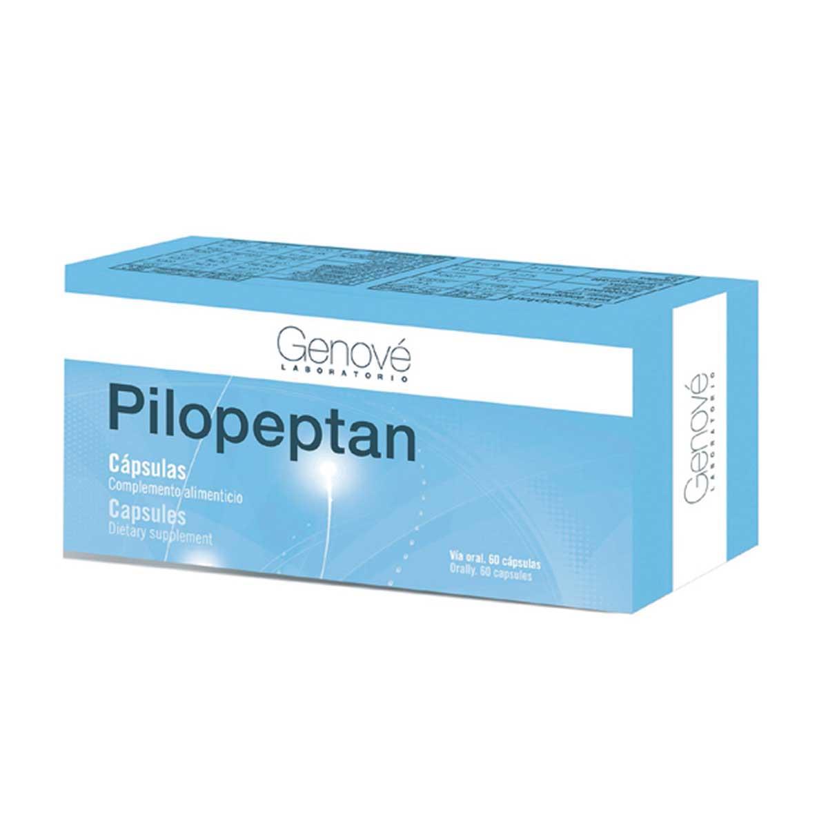 Pilopeptan 60 Cápsulas