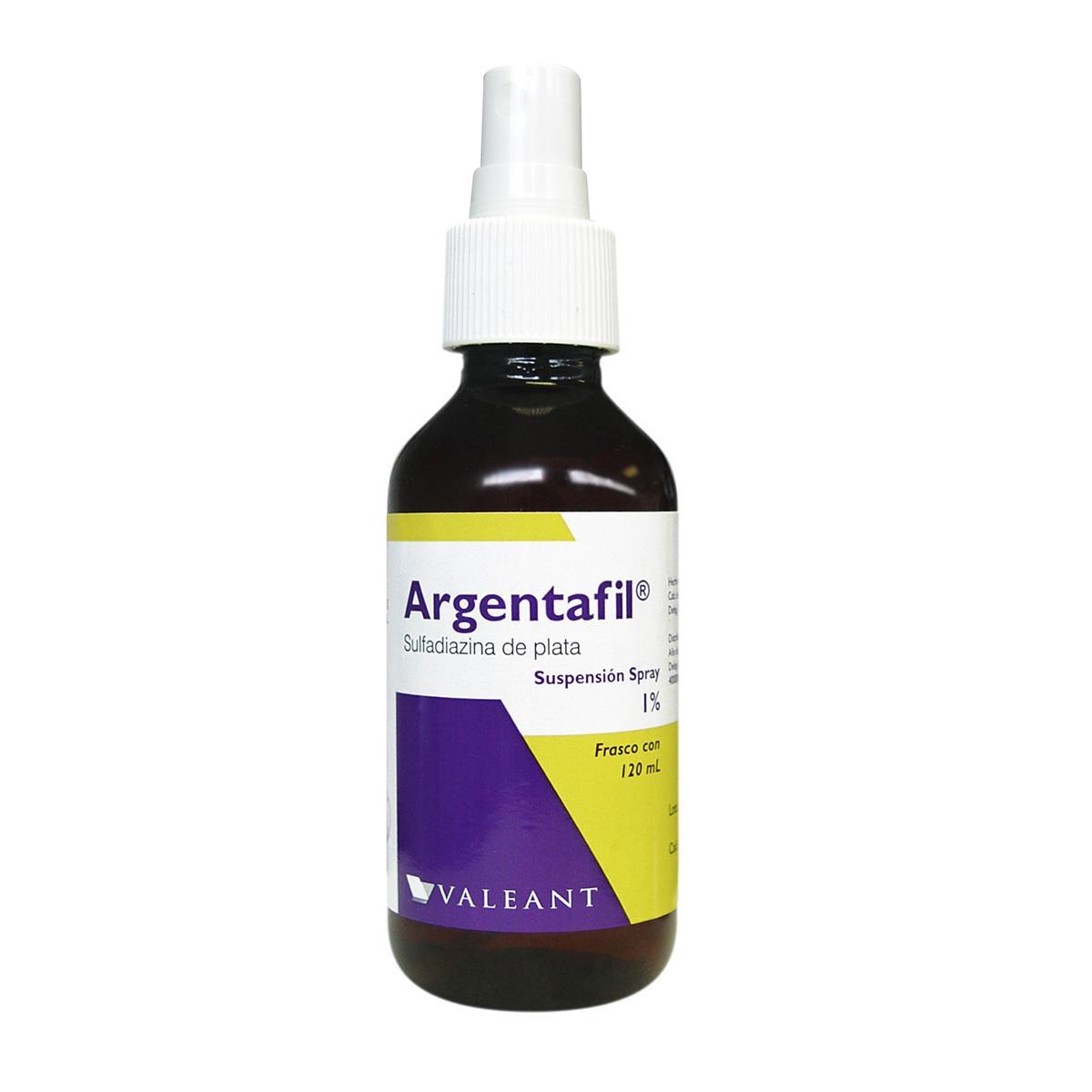 Argentafil Susp 1% 120 Ml