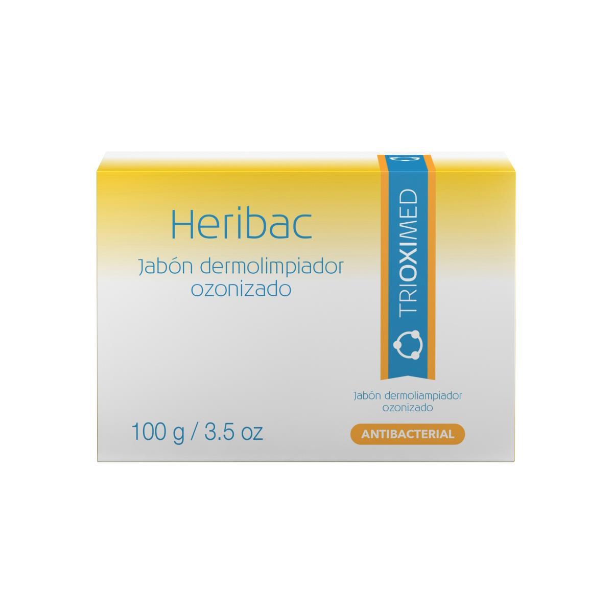 Heribac Jabón 100 Gr
