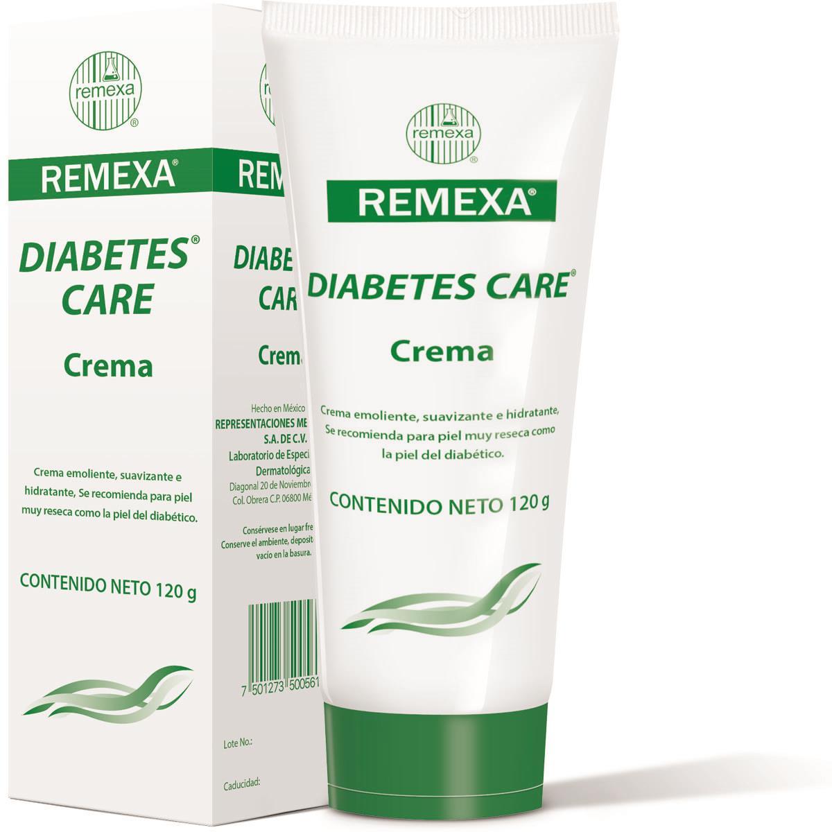 Diabetes Care Tubo 120 Gr