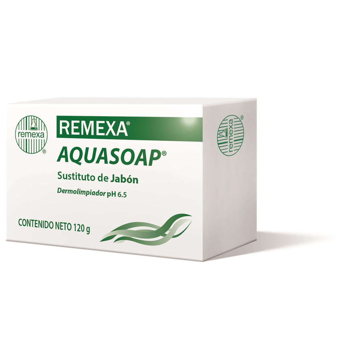 Aqua Soap Jabon Barra 120 Gr