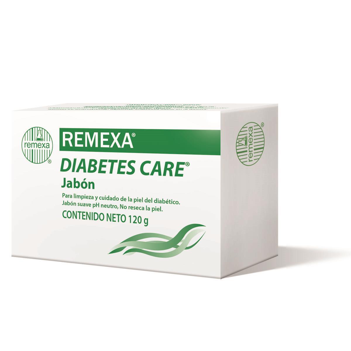 Diabetes Care Jabon Barra 120 Gr