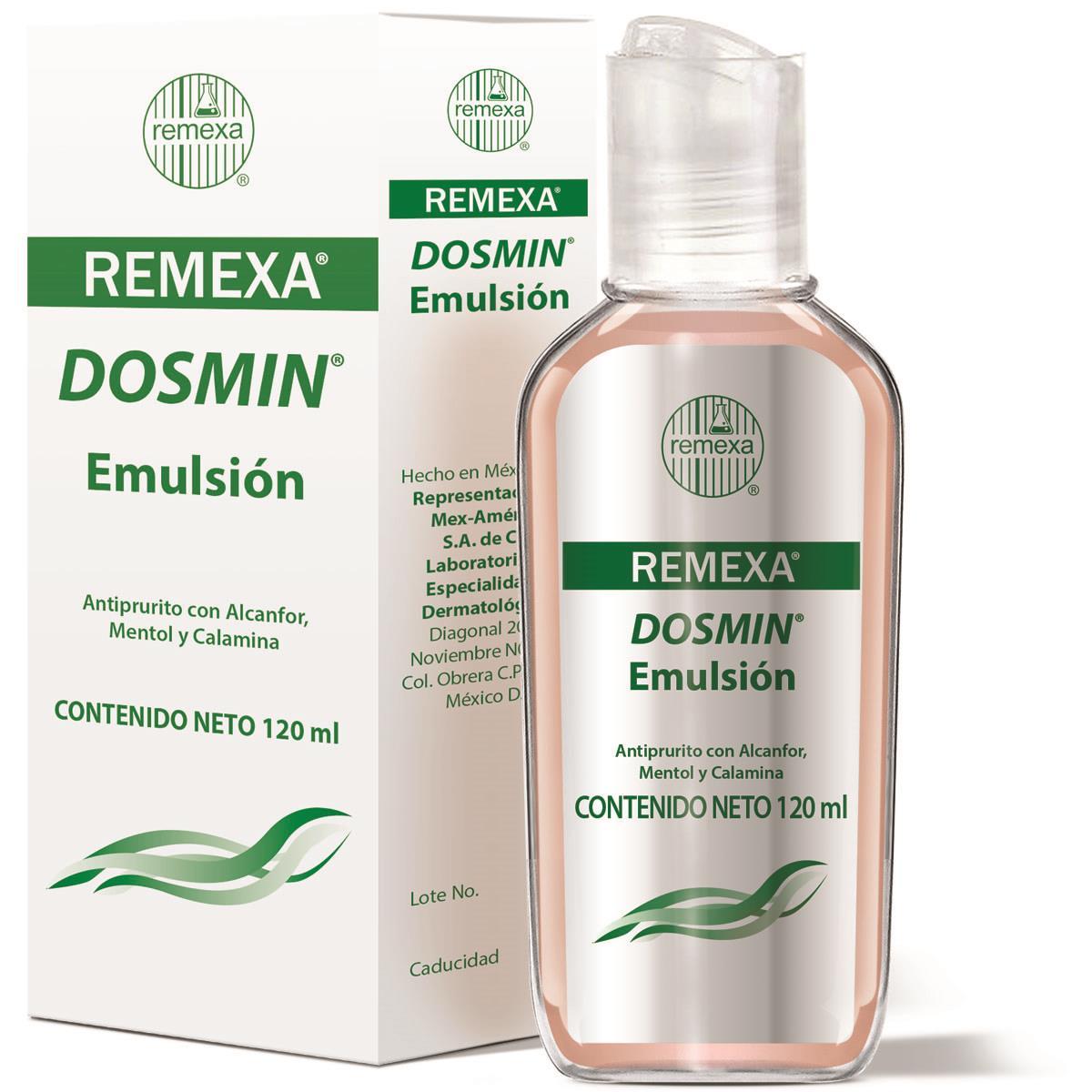 Dosmin Emulsion 120 Ml