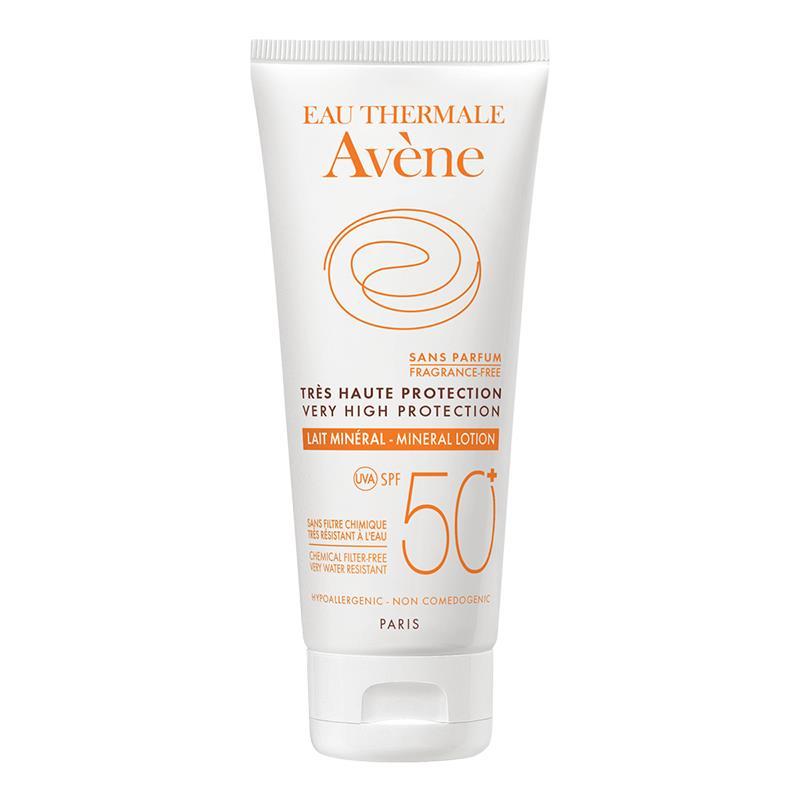 Avene Leche Mineral Fps 50+ 100Ml