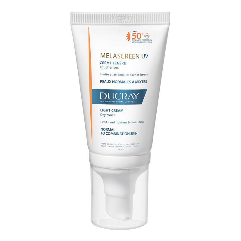 Ducray Melascreen Uv Bloqueador Solar Fps 50+ Para Hiperpigmentación Y Manchas Oscuras 40Ml