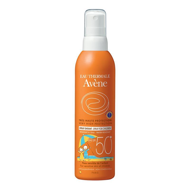 Avene Spray Corporal Niños Fps 50+ 200Ml