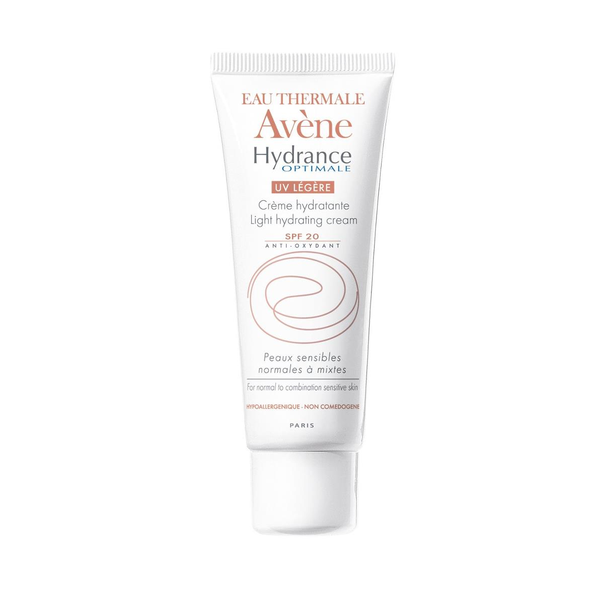Avene Hydrance Crema Hidratante Fps 20 40Ml